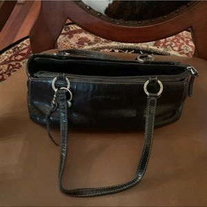Black Kenneth Cole Handbag